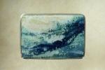 'Blue Water' Brooch