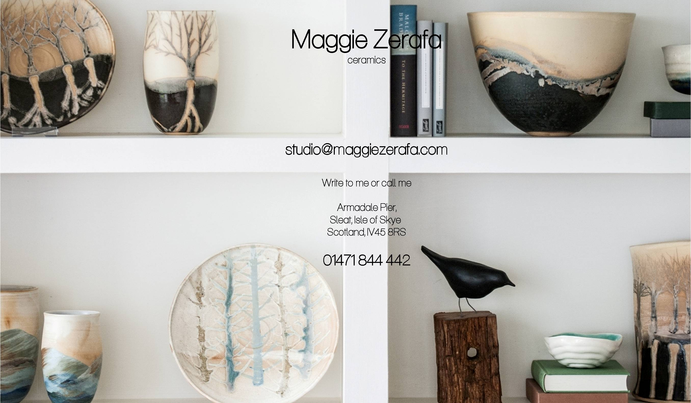 Contact Maggie Zerafa